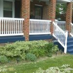 residential painting waterproofing sealant porch after image stb