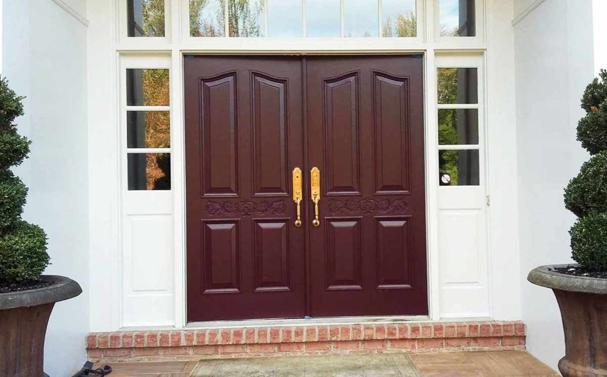 Paint Finish For Exterior Front Door Exterior Paint