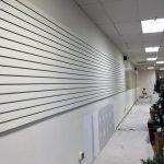 Gaithersburg MD commercial store painting before 01a