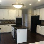 Columbia,MD residential home painting kitchen cabinets after photo