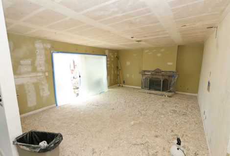Residential and Commercial Repairs: Popcorn and Stucco ceilings