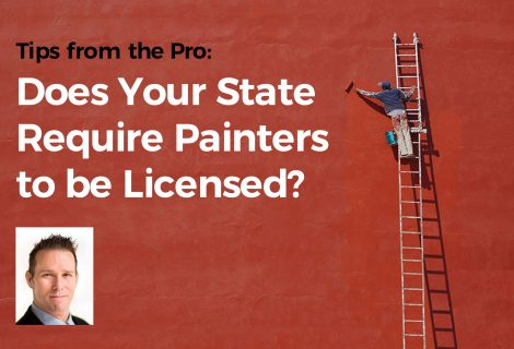 Make Sure the Next Painting Company You Hire is Licensed, Insured, and Safety-trained