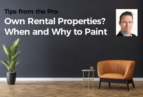 Own Rental Properties? When and Why to Paint
