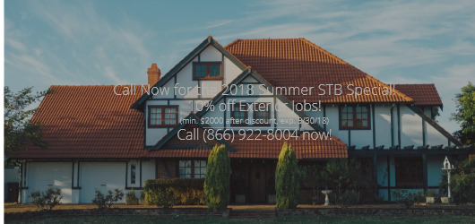 stb painting company summer special